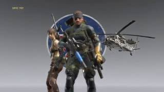METAL GEAR SOLID V: THE PHANTOM PAIN Mist Parasite