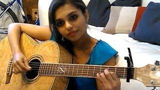 Aayiram Kannumai - Guitar - Unplugged - Malayalam (Thattathin Marayathu)