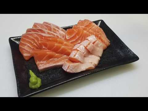A Quick Guide to Prepare Salmon Sashimi at Home | Oceania Seafoods Select