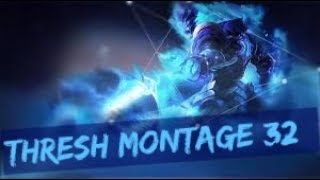 Thresh Montage 32 | On Point Hooks - League of Legends