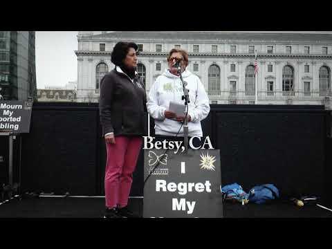 Betsy's 2020 Walk for Life Testimony