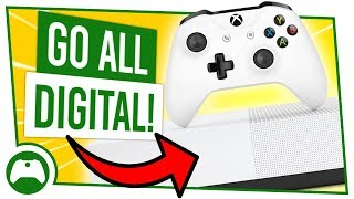 7 Reasons Why You Need An Xbox One S All-digital Edition