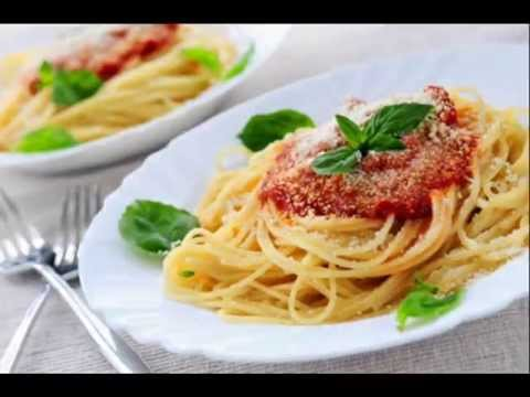 Top 10 Most Popular Italian Food In The World - YouTube