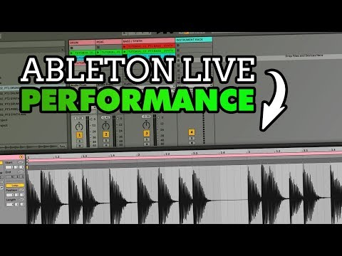 The Perfect Ableton Live Performance Setup - Creating