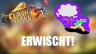 ERWISCHT: Auf frischer Tat ertappt! ✭ Clash of Clans [deutsch / german]