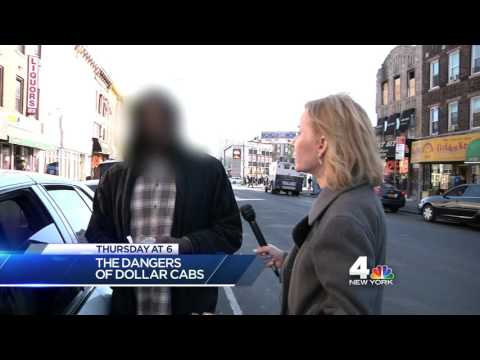 News 4 New York: I-Team Dollar Cabs promo - Thursday 6pm