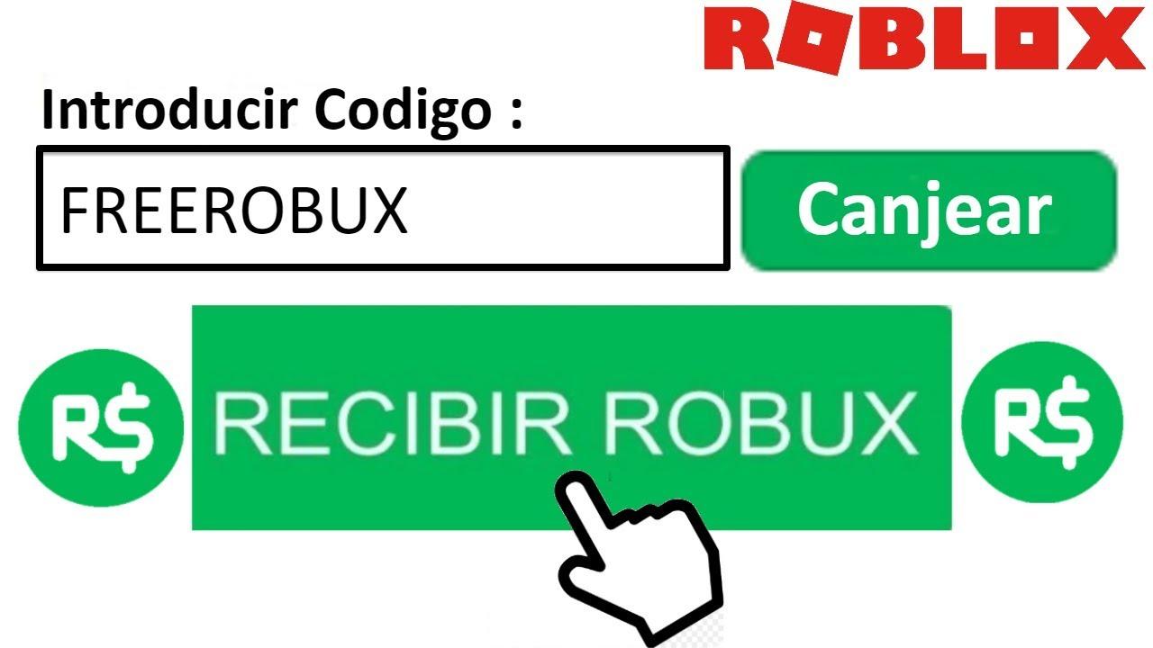 Codigos De Robux Gratis Como Tener Robux Gratis En Roblox