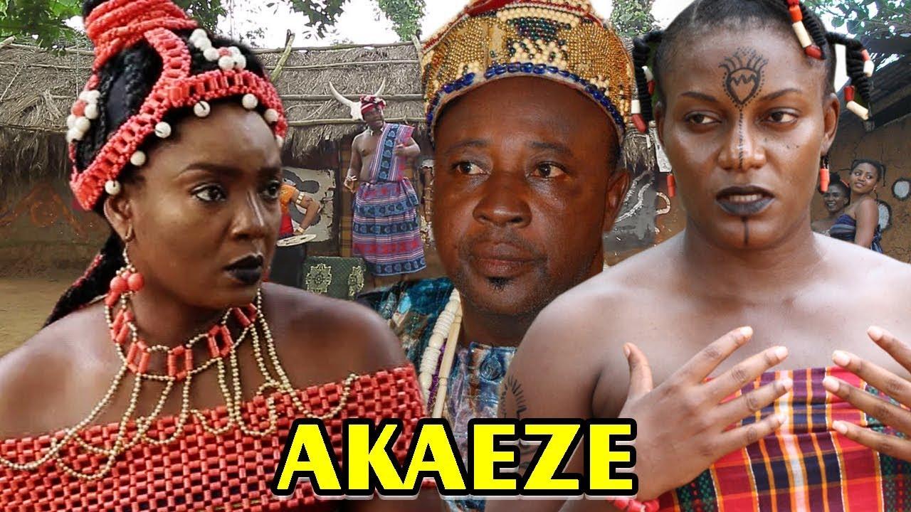 Download Akaeze 1&2  -  2018 Latest Nigerian Nollywood Igbo Movie Full HD