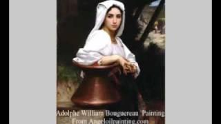 Adolphe William Bouguereau Oil Paintings | Fine Art Reproduction