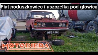 polski Polski Fiat #8 - 125p zmienia się w poduszkowiec, wymiana silnika w Polonezie - MotoBieda