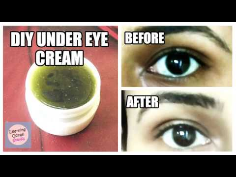 Dark circles, wrinkles removal, anti ageing eye cream   Under eye cream