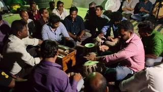 Rakhwala Yeshu Hai Rakhwala - Ashish & group along with awesome tabla played.