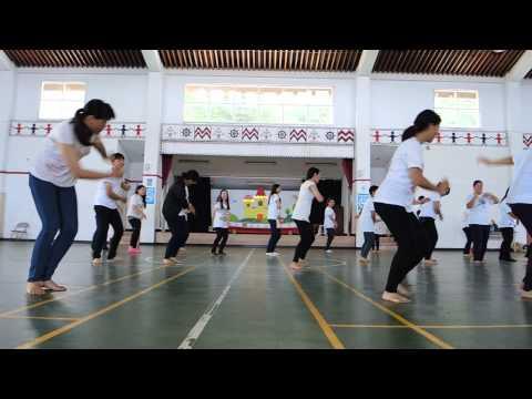 原住民舞蹈表演 南王系之歌之二