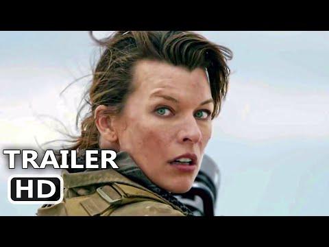 MONSTER HUNTER Trailer Teaser (2021) Milla Jovovich, Action Movie