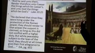 Church and State pt 6: God Sent a Man-Pastor Bill Hughes