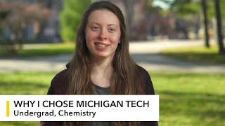 My Michigan Tech: Abby Schwartz