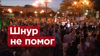 Наместника Путина гонят из Хабаровска