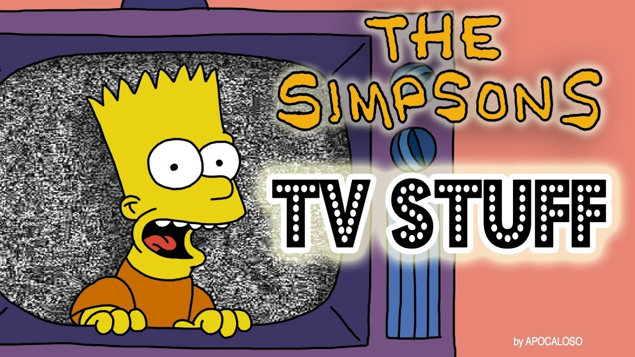 The Simpsons - TV Stuff Commercials (1990 - 2008) - YouTube