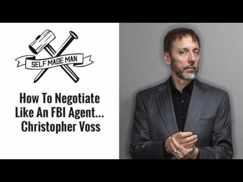 How To Negotiate Like An FBI Agent… with Christopher Voss