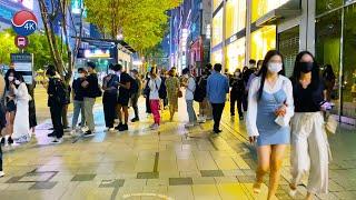 [4K] Seoul Walk - The Scenery …