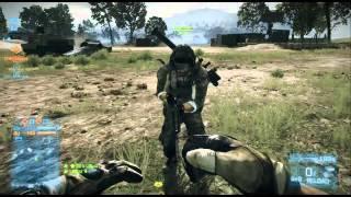 Battlefield 3 - No Gun Glitch