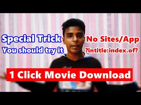 [Hindi] Easiest Way to download New Movies...