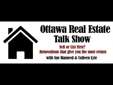 Ottawa Real Estate Show - Episode 2