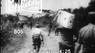 Stock Footage - Bay of Pigs Invasion