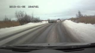 Северодвинск ДТП Кородское шоссе(Это видео создано с помощью видеоредактора YouTube (http://www.youtube.com/editor), 2014-12-23T18:22:58.000Z)
