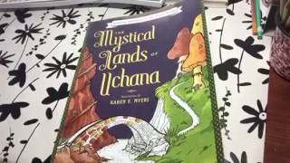 The mystical lands of Uchana coloring book - Karen E Myers