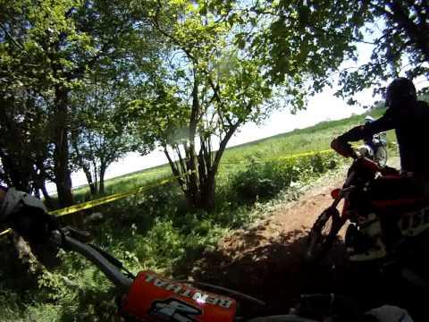 Track n Trail Scrubs Farm Practice Day- GoPro Onboard
