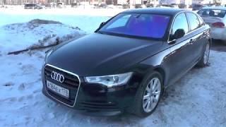 Выбираем бу авто Audi A6 (бюджет 1.200-1.300тр)