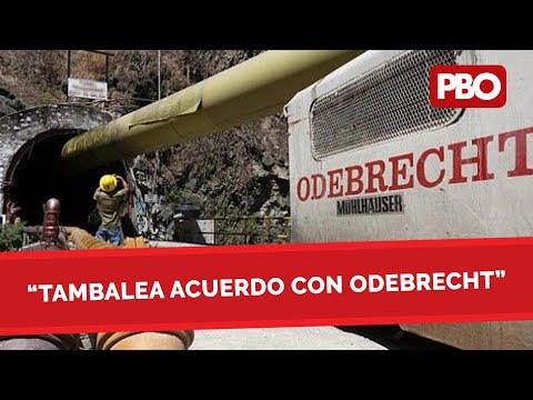 "#PortadasPBO ""Tambalea acuerdo con #Odebrecht"""