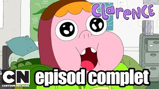 Clarence | Noua jucărie a lui Jeff (episod complet) | Cartoon Network
