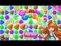 Gummy Gush Match-3 Puzzle Game Trailer