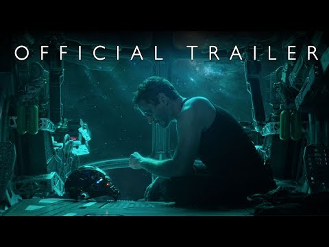 Marvel Studios Avengers - Official Trailer