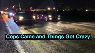 Night of Crazy Racing + Cops *Things Got Wild*
