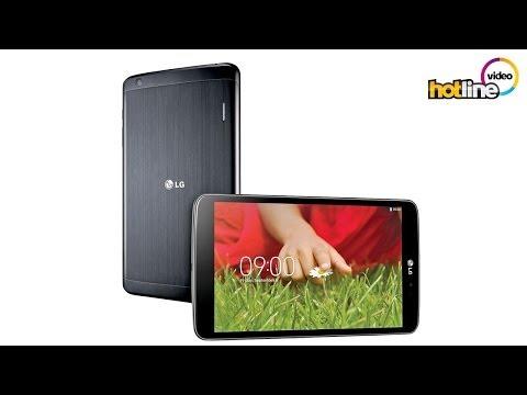 Обзор планшета LG G Pad 8.3