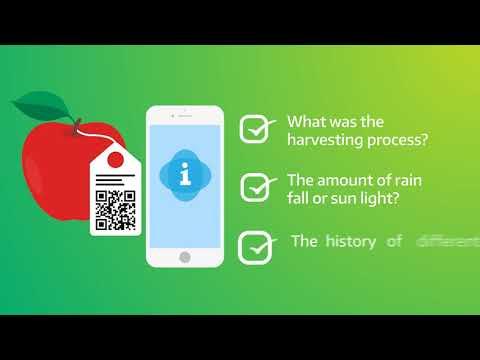 Agriculture Blockchain Explainer Video