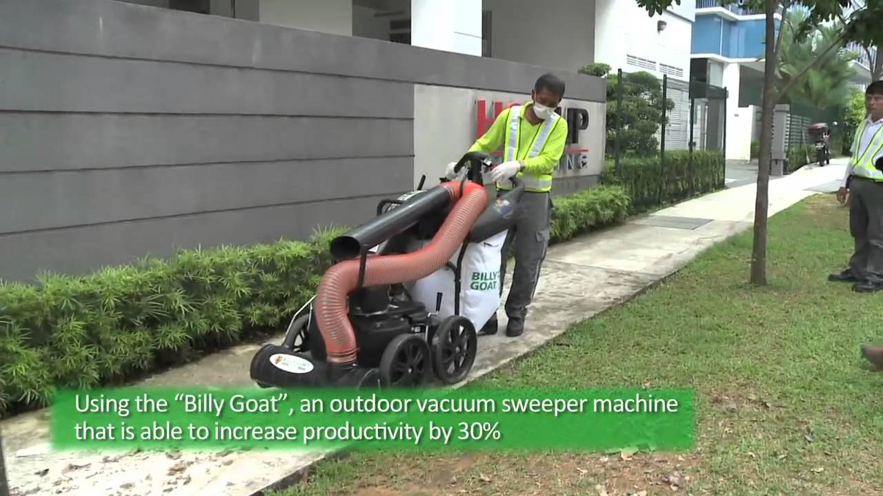 Environment Cleaning Services : Environmental cleaning wsq visit to ramky cleantech