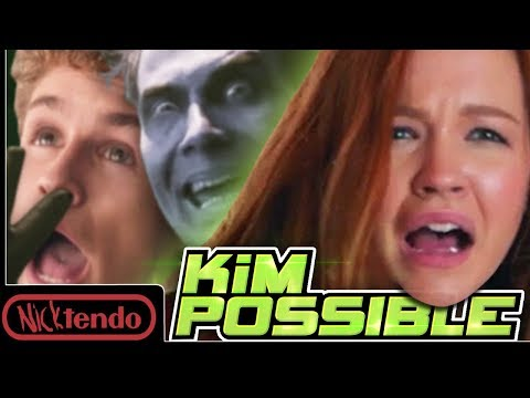 Disney Channel's Bizarrely Dumb Live Action Kim Possible Movie
