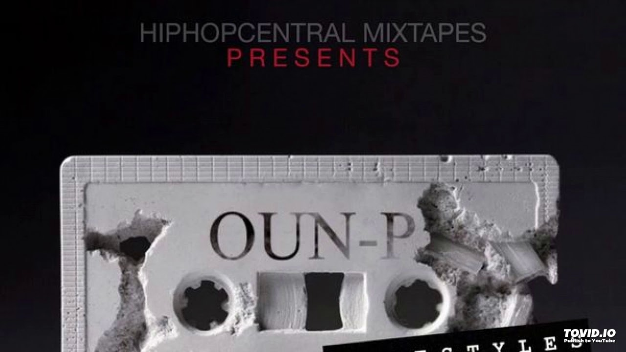 Oun-P - The Lost Freestyles Intro