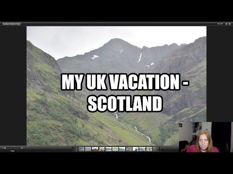 MY UK Vacation - Scotland: Edinburgh and Highlands   Freckle Finance