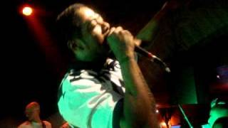 Afu-Ra - God Of Rap ( live Montpellier 26-02-2011 )