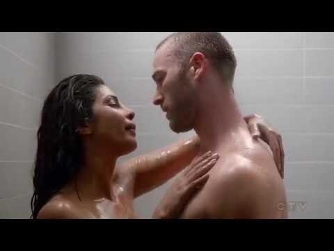 priyanka chopra quantico bathroom hot kissing and bold scenes hd bollywood inside out