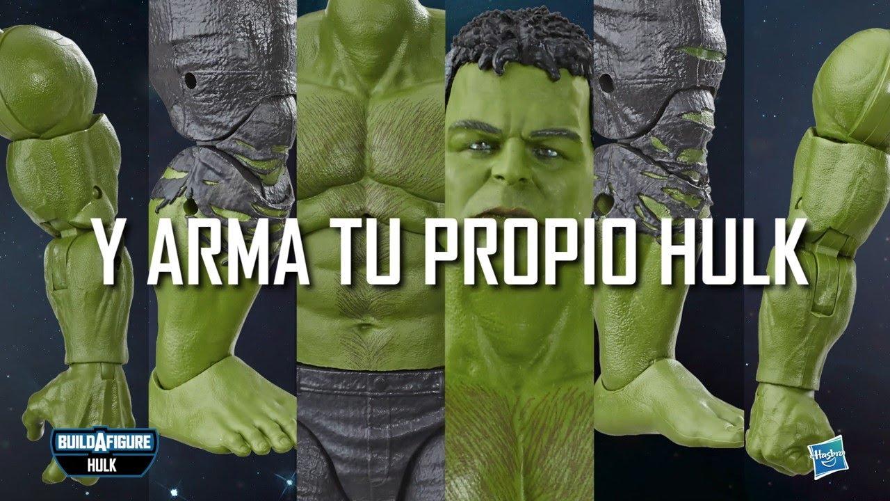 Marvel | Hulk | Legends Series | Hasbro México