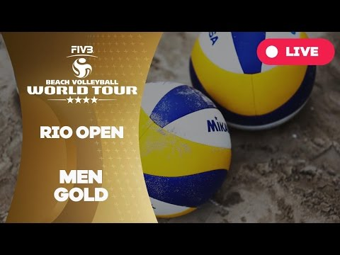 Rio 4-Star 2017 - Men Gold/Women Gold - Beach Volleyball Wor