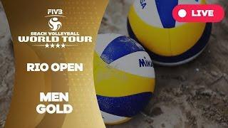 Rio 4-Star 2017 - Men Gold/Women Gold - Beach Volleyball World Tour