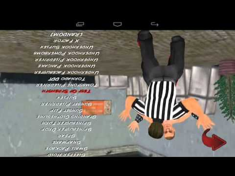 My top 8 wrestling revolution 3d finishers youtube