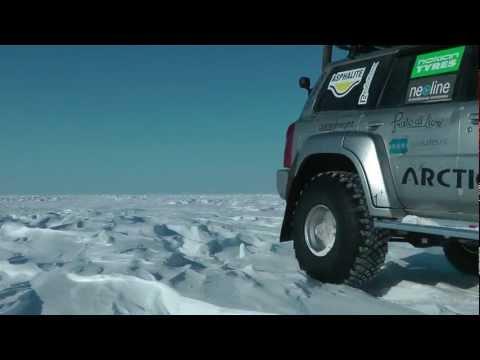 Chukotka 2012. To Cape Schmidt.